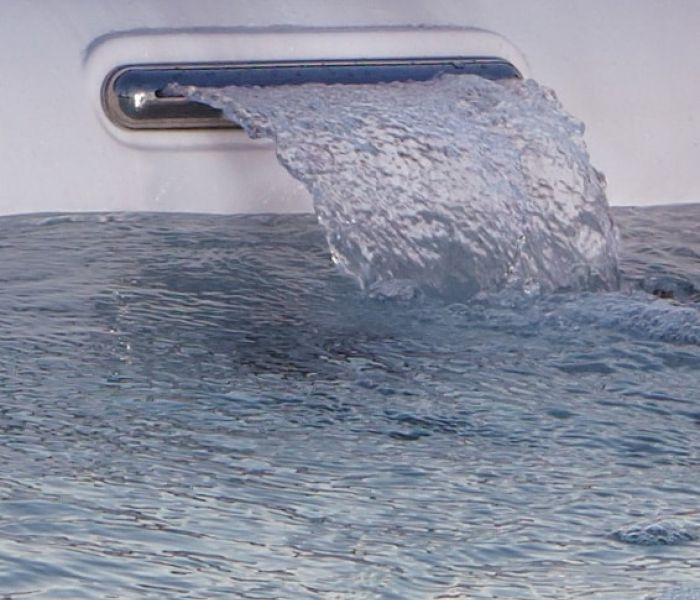 780 Series Waterfall