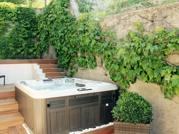 sundance-hot-tub-installation-private-nature-Amherst
